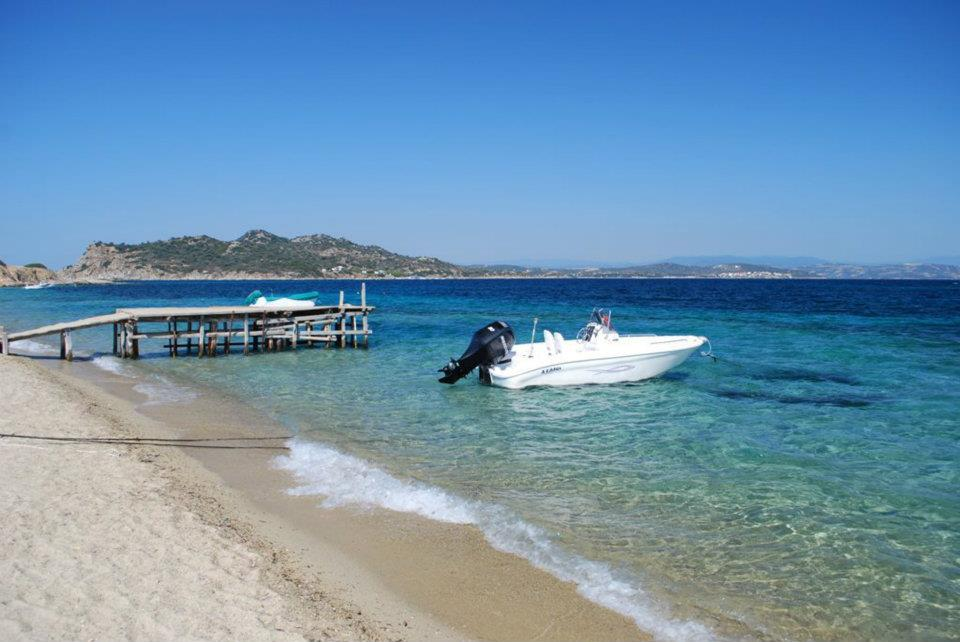 Апартаменты в остров Уранополис на берегу моря