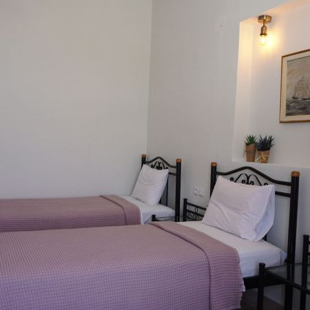 Double Room with Sea View | Pansion Katerina